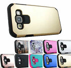 for Samsung Galaxy E5 LTE S978L | Astro Rugged Hybrid Case Cover+Prytool