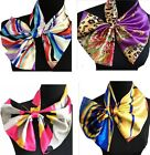 Ladies Silk Square Nautical Head / Neck Scarf  Various Styles NEW Free UK P&P