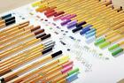 1 x Stabilo Point 88 Fineliner Drawing Art 0.4 Fine Pen - All Colours Available