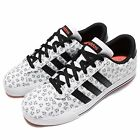 adidas Neo Label Daily Disney Donald Duck White Black Mens Casual Shoes AQ1508