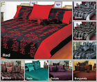 WARLORD Jacquard Quilt Doona Cover Set - SINGLE DOUBLE QUEEN KING or Accessories