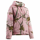 Ladies Realtree Pink Camouflage Snow Drift Hunting Jacket VC-GWJ41RTP