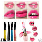 Pro Waterproof Long Lasting Moisturize Lipstick Lip Gloss Lip Balm + Lip Brush