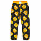 Garfield Official Gift Mens Lounge Pants Pyjama Bottoms