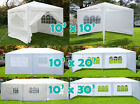 10'x10'/20'/30' Party Wedding Outdoor Marquee Tent Canopy Gazebo Pavilion Event