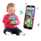 Baby Kids Simulator Music Phone Touch Screen Kid Educational Learning Toy Gift