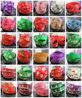 FESTIVE CHRISTMAS GROSGRAIN RIBBON 10/16mm/25mm 38mm *30 DESIGNS* XMAS WRAPPING