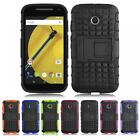 Alligator Heavy Duty Shock Hard Back Case Cover For Motorola E2 (2nd Gen) *SALE*
