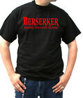 NW2001 T-Shirt S-5XL Thor Odin Walhalla Berserker Fighting Power and Steel