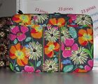 VERA BRADLEY CHOICE OF 1 RETIRED HARD SIDE LAPTOP CASE UP TO 17'' NWT