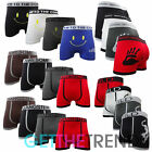 3 Pairs Mens Seamless Boxer Shorts Trunks Briefs Adults Designer Boxers S-XL
