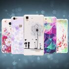 Hot Sale 3D Flower Pattern Soft Rubber Silicon TPU Back Case Cover For Nokia