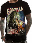 Official Godzilla (Retro Poster) T-shirt - All sizes