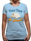 Official Loud (Your Tent Or Mine?) Women's Fitted T-shirt - All sizes
