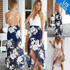 Womens Celeb Sexy Boho Long Maxi Dress Ladies Summer Beach Party SunDress