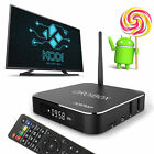 S905 Android 5.1 Lollipop TV Box Fully Loaded HD Media Player KODI 16 4K WIFI T9