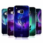 HEAD CASE DESIGNS NORTHERN LIGHTS SOFT GEL CASE FOR HTC PHONES 1