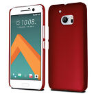 For HTC 10 Ultra Slim Armour Hard Case Clip On Back Cover & Screen Protector