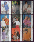 Emu Knitting Patterns Childs Sweaters Cardigans - Choose from Drop-down Menu