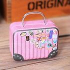 10 Boxes sugared almonds Suitcase Pink