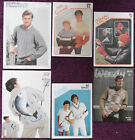 Wendy Knitting Patterns Mens Sweaters Pullovers - Choose from Drop-down Menu