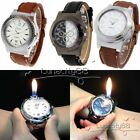 New USB Cigarette Rechargeable Windproof Ciga Lighter Watches Cigarette Lighter
