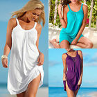 New Sexy Womens Summer Boho Mini Party Casual Beach Clubwear Cocktail Sundress