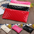 New Womens Ladies Coin Purse Handbag Soft Leather Clutch Wallet Long Card Holder