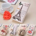 Fashion Women Long Purse Clutch Wallet Printing Bag Card Holder Coin Case DZ88