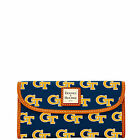 Dooney & Bourke NCAA Georgia Tech Continental Clutch