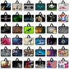 """14"""" Laptop Sleeve Case Carry Bag Soft Cover Pouch +Hande For Dell Alienware M14x"""
