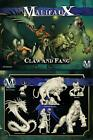 Malifaux: Arcanists Claw and Fang Marcus Crew Box Set WYR 20302
