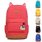 Women Canvas Shoulders School Bag Backpack Travel Satchel Rucksack Handbag Cheap