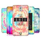 HEAD CASE DESIGNS TIE DYE CRY HARD BACK CASE FOR SAMSUNG PHONES 2