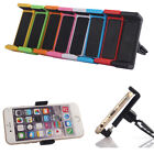 2 Universal Car Air Vent Mount Cradle Stand Holder For Mobil Phone Cellphone GPS