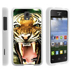 For Alcatel Pop Star LTE A845G Slim Fit Hard Shell Case  Animals