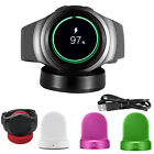 Qi Wireless Charging Dock Cradle Charger For Samsung Gear S2 SM R720 R732 R730