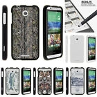 For HTC Desire 510 Case Hard Snap On 2 Piece Slim Shell Outdoor Fishing