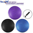 Yes4all Balance Stability Disc Yoga Cushion Fitness Training 13 inch Air Pump image