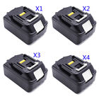 UK 18V Lithium Ion Battery 3.0AH For Makita LXT BL1830 BL1840 Latest Pack New