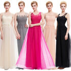 CHEAP~Ladies Long Dress Evening Party Ball Prom Gown Formal Bridesmaid Cocktail