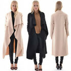 Fashion Women's Slim Long Coat Jacket Trench Thin Windbreaker Parka Outwear New