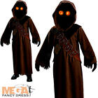Jawa Kids Star Wars Fancy Dress Childrens Halloween Costume Boys Movie Outfit