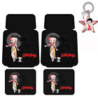 New Classic Betty Boop Hawaiian Dance Car Truck Rubber Floor Mats Front / Rear $72.22 USD on eBay
