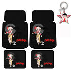 New Classic Betty Boop Hawaiian Dance Car Truck Rubber Floor Mats Front / Rear $77.19 USD on eBay