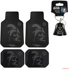 New Star Wars Darth Vader Car Truck Rubber Floor Mats Front / Rear Made in USA $54.9 USD