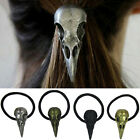 Halloween New Raven Skull Hair Tie Holder Headbands Punk Scary Hair Accessories
