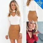 Women Long Sleeve Top With Neck Sash+Bodycon Skirt 2pcs set Cocktail Dress