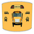 Lampshades Ideal To Match Back To School Bus Duvets, Cushions Wallpaper Wall Art