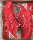 NIKE AIR MAX 2009 ACTION RED WHITE 2016 Release 486978-600  MEN'S 8-13